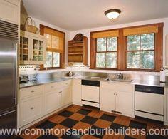 Custom remodel in Santa Cruz  by Commons & Burt Builders http://commonsandburtbuilders.com