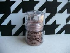 **L.A. COLORS Shimmering Loose Eyeshadow**