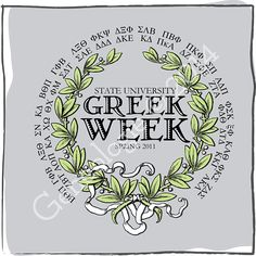 Geneologie creates custom apparel and accessories. Greek Week, Go Greek, Greek Life, Phi Mu Shirts, Sorority Shirts, Custom Clothing Design, Sorority Shirt Designs, Greek Shirts, Custom Greek Apparel