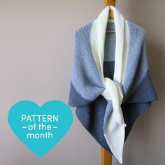 Back Porch Shawl Knitting pattern by Diana Poirier