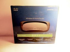 Linksys WRT120N Wireless-N Home Router #Linksys