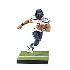 McFarlane Toys NFL Series 35 Russell Wilson Action Figure * Want additional info? Click on the image.