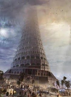Teaching tower of Babel lesson