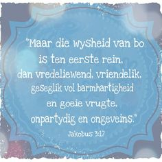 Bybel vers. Afrikaans, Heaven, Wisdom, Feelings, Words, Crafts, Blue, Sky, Manualidades