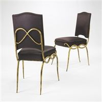 Image result for rene drouet dining chairs