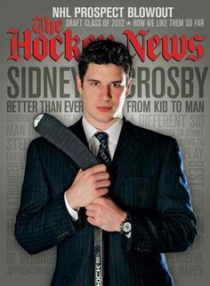 Sid the kid made the cover of a magazine  NO DUH!!!