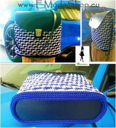 """Ako uháčkovať háčkovanú kabelku """"PATELLA"""" - Ľahké háčkovanie so značkou 👜 EModaShop.eu Thing 1, Lunch Box, Youtube, Bags, Purses, Totes, Bento Box, Lv Bags, Hand Bags"""