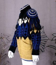 Kansai Yamamoto's Super Hero Sweater 2