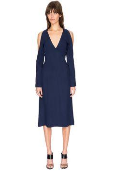 DO IT NOW DRESS royal blue