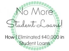 How to Pay Off Student Loans Fast