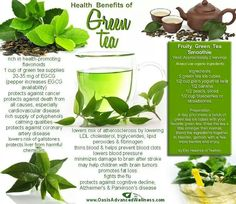 Healthy Weight - Green Tea has been accepted the world over for its health benefits. Which is what we will check out in this post – the benefits of green tea you must know. Healthy Drinks, Get Healthy, Healthy Tips, Healthy Recipes, Easy Recipes, Healthy Herbs, Happy Healthy, Healthy Dishes, Eating Healthy