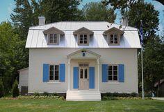 MAISON FÉLIX-LECLERC DE VAUDREUIL Architecture, Félix Leclerc, Montreal, Shed, Outdoor Structures, Culture, Mansions, House Styles, Image