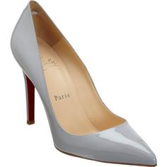 CHRISTIAN LOUBOUTIN  Pigalle Grey -screams my name!