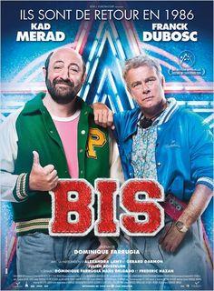 """Bis"", une comedie de Dominique Farrugia avecFranck Dubosc, Kad Merad, Alexandra Lamy...(02/2015) ♥♥♥"