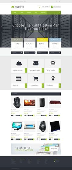 Hosting Most Popular website inspirations at your coffee break? Browse for more OpenCart #templates! // Regular price: $89 // Sources available: .PSD, .PNG, .PHP, .TPL, .JS #Hosting #Most Popular #OpenCart
