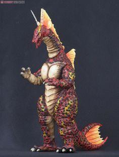 Titanosaurus Bandai (Souchaku Henshin) S. Monster Arts Action Figure-Nik's major want! Monster Punch, Love Monster, Monster Art, Godzilla Figures, Godzilla Toys, Godzilla Vs Gigan, Classic Monsters, Custom Action Figures, King Kong