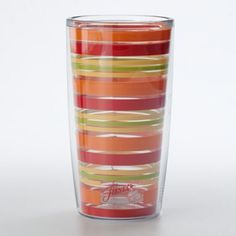 Have - Tervis Fiesta Warm Stripes Tumbler