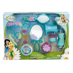 Disney Fairies Beauty Salon Play Set $19.93