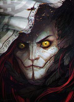 ArtStation - Monster, Loran Desore