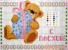 вышивка крестом пасха схемы: 58 тыс изображений найдено в Яндекс.Картинках