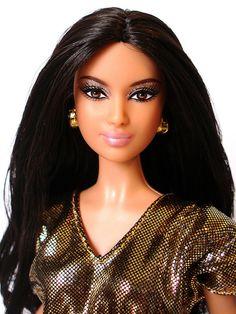 Model #04 - Barbie Basics #002.5 2011 by shadow-doll, via Flickr