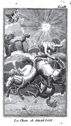 Ovid Illustrated: the Reception of Ovid's Metamorphoses in Image and Text--Univ. of Virginia Electronic Text Center. Phaeton