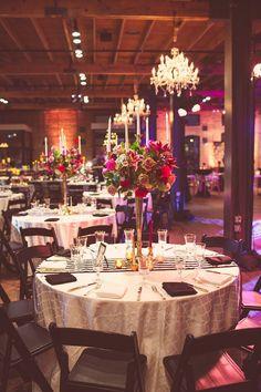 wedding reception idea; photo: The Nichols