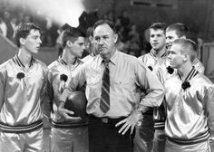 Hoosiers - LA Times poll best sports movie of all time :)