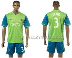 https://www.airyeezyshoes.com/201617-seattle-sounders-3-evans-home-jersey.html Only$20.00 #2016-17 SEATTLE SOUNDERS 3 EVANS HOME JERSEY #Free #Shipping!