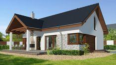 Pireus III Pasywny 3b LDP03b - zdjęcie 3 Outdoor Decor, House, Home Decor, Decoration Home, Home, Room Decor, Home Interior Design, Homes, Houses