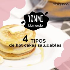 Hot cakes with carrots, Food And Drinks, A healthy version of your favorite breakfast, hot cakes! Healthy Desserts, Healthy Recipes, Good Food, Yummy Food, Health Breakfast, Creative Food, Clean Eating Snacks, Baby Food Recipes, Food Videos