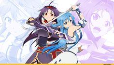 Yuuki & Asuna (ALO)
