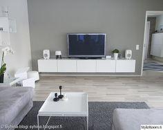 IKEA, consist, Iittala, modernization, design - Home Page Interior Design Living Room, Living Room Designs, Casa Clean, Ikea Living Room, Apartment Living, Home And Living, Building A House, Family Room, Home Decor