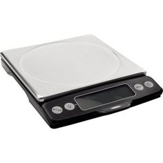 OXO Good Grips Stainless Steel 11 Lb Food Scale