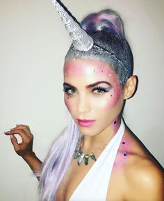 11 Celebrity Halloween Makeup Looks You Can't Miss