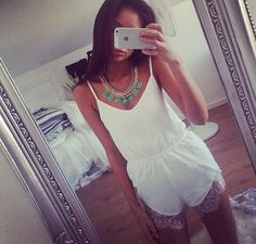 fashion, white, and outfit