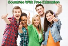 7 Countries with the Free College Education