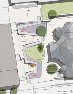 *오슬로 입체 광장 [ Østengen & Bergo AS ] Schandorff Square :: 5osA: [오사]
