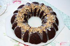 Comparte Recetas - Bizcocho de chocolate y almendras