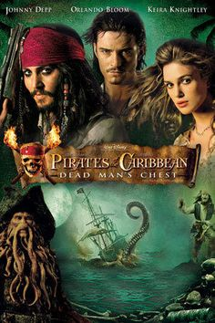 Pirates of the Caribbean Dead Man's Chest - 2006 Enter the vision for. Action Type and Films Original is name Pirates of the Caribbean Dead Man's Chest. All Movies, Movies 2019, Disney Movies, Movies Online, Movies And Tv Shows, Watch Movies, Hindi Movies, Telugu Movies, Davy Jones