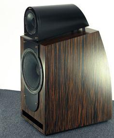 Kit HPS C8-38 : enceintes audiophiles à haut rendement, abordables et à monter soi-même - ON Magazine