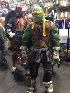 #cosplay #ninjaturtles
