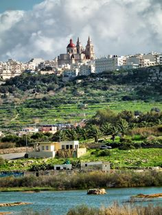 Panoramio - Photo of The Sanctuary of Our Lady of Mellieha Places Around The World, Oh The Places You'll Go, Places To Visit, Around The Worlds, Beautiful Islands, Beautiful Places, Malta Holiday, Malta Valletta, Malta Gozo