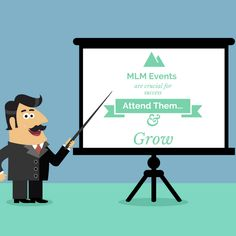 MLM Events You Must Attend if You Want to Become A Top Earner - http://www.jasonleehq.com/mlm-events/ MLM Belief, MLM Events, MLM Mindset