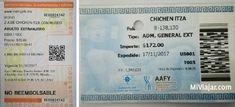 Precio entradas a Chichén Itzá