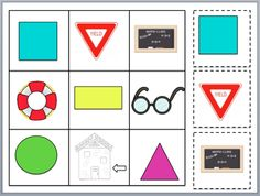 2D shape games to help your students recognize and practice 2D shapes.  6 activities included! www.kpoindexter.wordpress.com