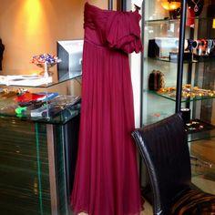 Natalie Portman's SAG 2012 dress