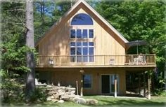 Cabin vacation rental in Cobbossee Lake from VRBO.com! #vacation #rental #travel #vrbo