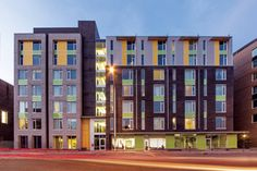 ULX: 10 Next-Wave Mixed-Income Housing Projects