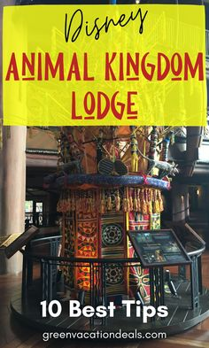 Best Disney's Animal Kingdom Lodge tips. Advice for an Orlando vacation with a stay at Animal Kingdom Lodge at Walt Disney World. This is a gorgeous resort where you can literally see animals from your hotel room. Find out everything you need to know, like what website will save you tons of money on your hotel stay (we have saved hundreds of dollars), if a Savanna view room is worth it, what to bring, where to eat breakfast Disney World Tickets, Disney World Hotels, Walt Disney World Vacations, Disney Resorts, Disney Vacation Club, Orlando Vacation, Disney World With Toddlers, Disney Animal Kingdom Lodge, Disney Magic Bands